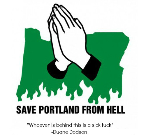 Save Portland from Hell -
